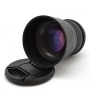 單眼相機專用鏡頭 85mm F1.8大光圈手動定焦鏡