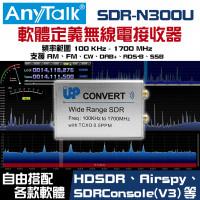 SDR-N300U 軟體定義無線電接收器