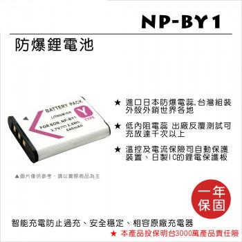 ROWA 樂華 FOR SONY NP-BY1 鋰電池