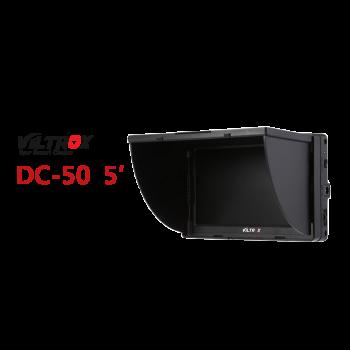 唯卓DC-50 5吋專業外接液晶螢幕