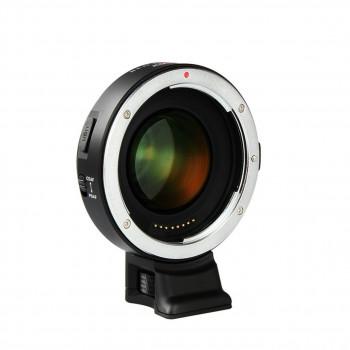 VILTROX 唯卓 EF-EII Booster 異機身轉接環 Canon EF 鏡頭 轉 Sony E卡口