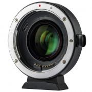 唯卓 EF-FX2 機身轉接環 富士X卡口 轉 Canon EF系列鏡頭