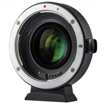 VILTROX 唯卓 EF-FX2 機身轉接環 富士X卡口 轉 Canon EF系列鏡頭