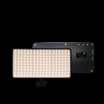 RW-272 大電量雙色溫攝影燈 可當行動電源