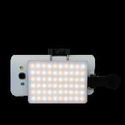 SL-60AI 手機 / 單眼 口袋型 LED 補光燈 輕薄便攜 三種色溫 十檔亮度 Micro USB Type-C
