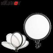 VILTROX 唯卓 VL-500T 10吋 環形LED補光燈 可調色溫 蜂巢柔光