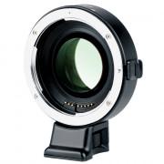 唯卓 EF-E Booster異機身轉接環 Canon EF鏡頭 轉 SONY E卡口